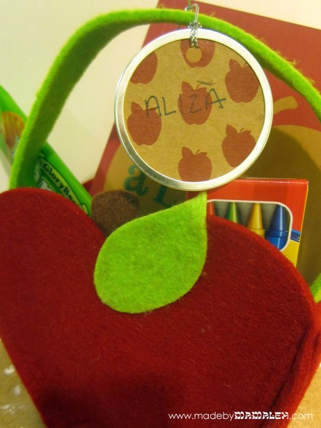 Rosh Hashanah Treat Bags for Kids