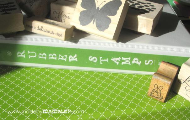 rubber stamp organization madebymamaleh.com