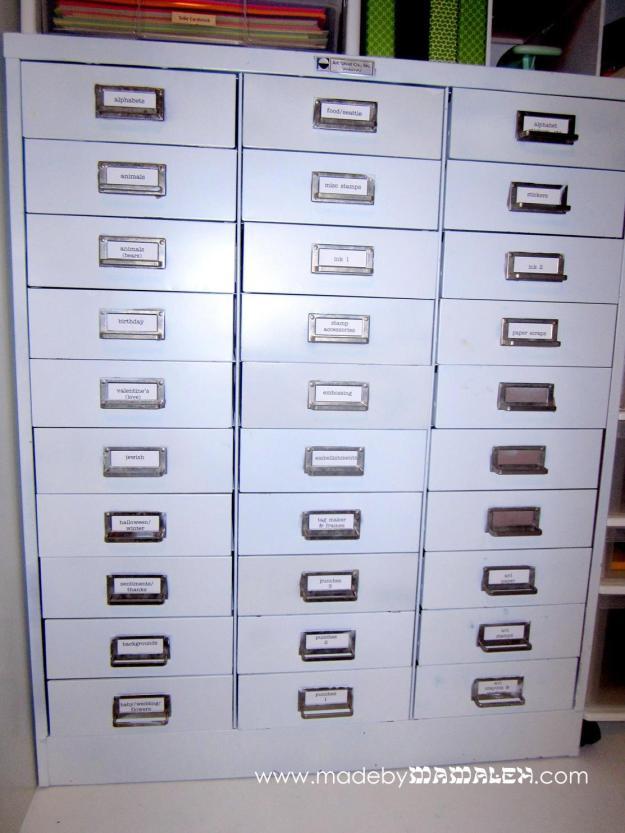 Stamp storage madebymamaleh.com