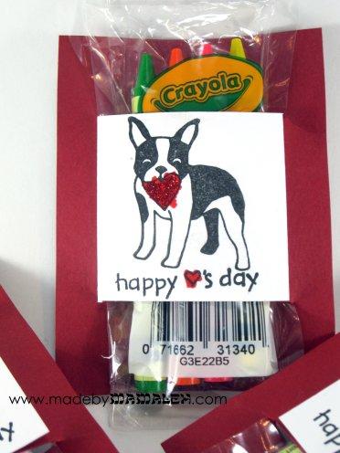 Handmade Non-candy Valentine
